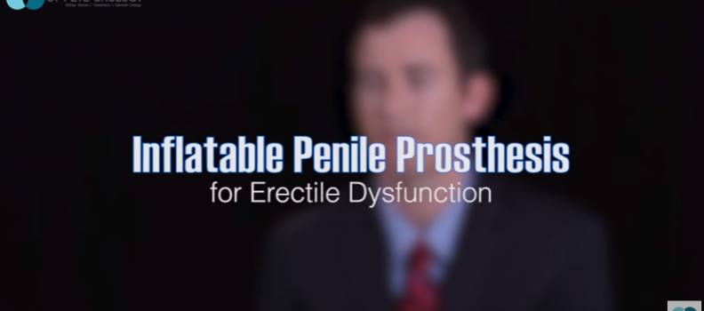 Inflatable Penile Prosthesis – Reid Graves