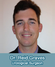 Dr. Reid Graves - Urologist
