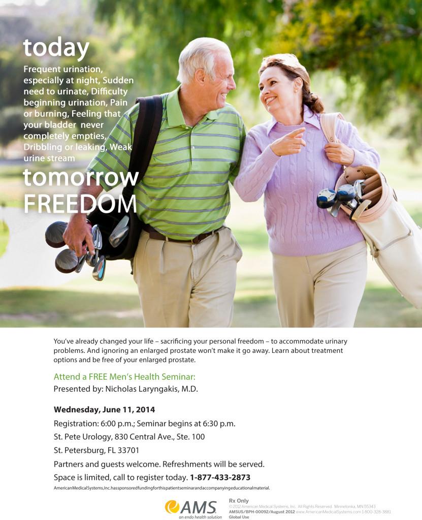 SPU June health seminar