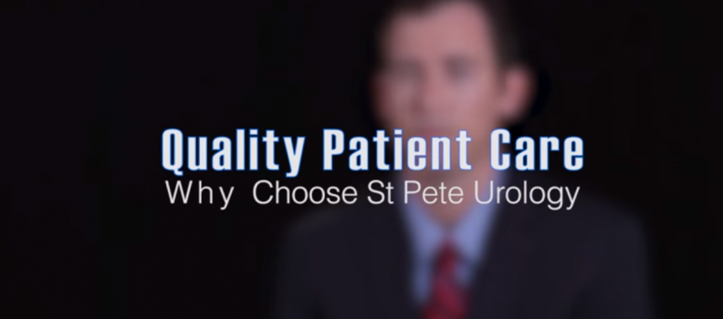 Dr Reid Graves – Why Choose St Pete Urology