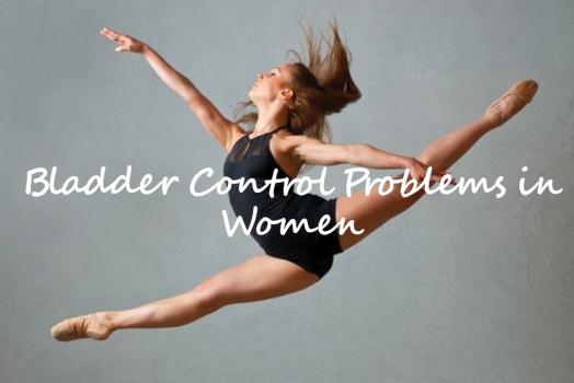 Bladder Control Problems in Women