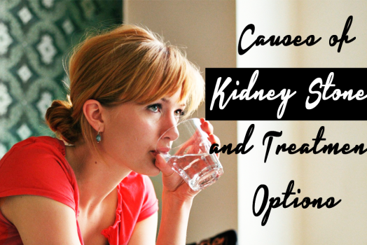 Causes of Kidney Stones and Treatment Options