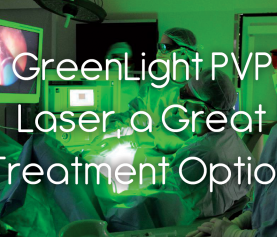 GreenLight PVP Laser, a Great Treatment Option for BPH