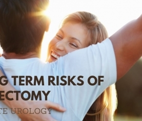 Long Term Risks of Vasectomy