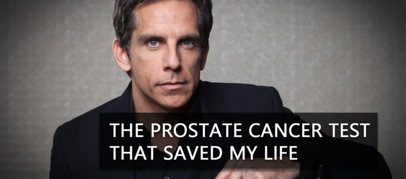 The Prostate Cancer Test That Saved My Life