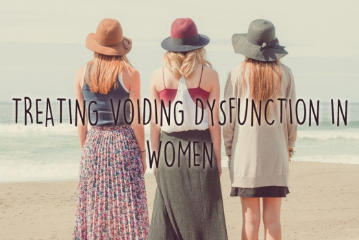 Treating Voiding Dysfunction in Women