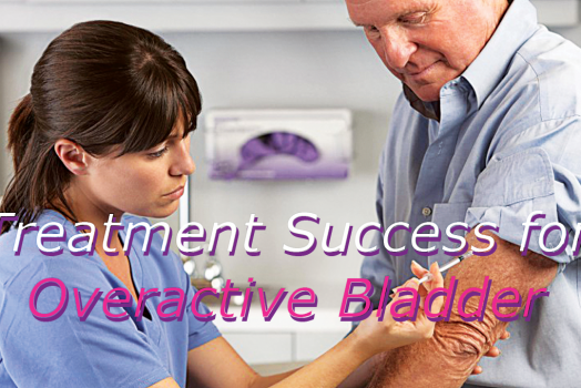 Treatment Success for Overactive Bladder