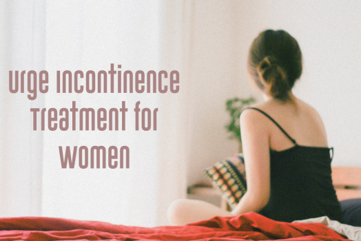 Urge Incontinence Treatment for Women