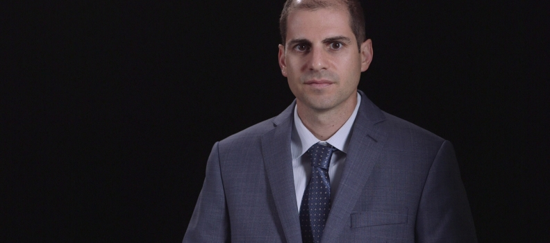 Dr Nicholas Laryngakis – Becoming a Urologist